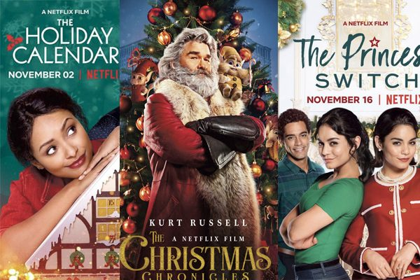 Netflix Christmas Movie Reviews The Washtenaw Voice
